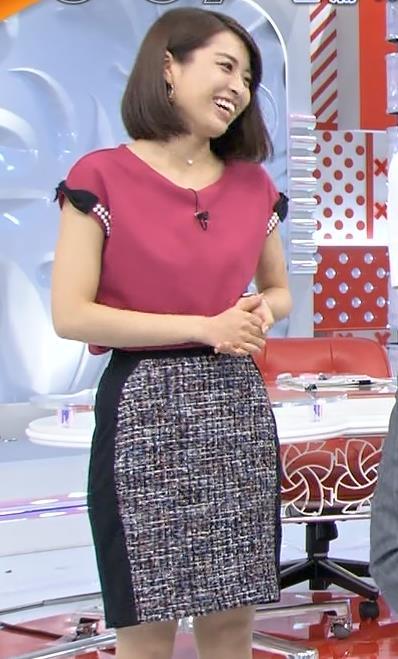 佐藤渚 横乳キャプ・エロ画像2