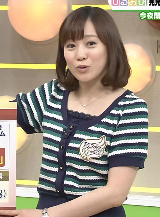 江藤愛 横乳キャプ・エロ画像4