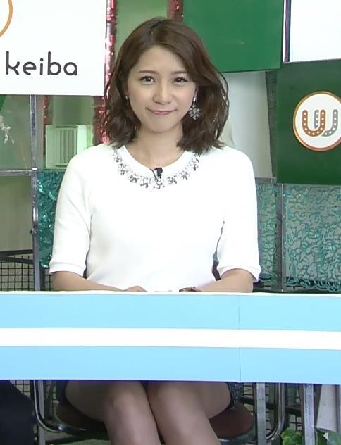 植田萌子 ミニスカートキャプ・エロ画像2