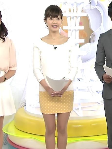 神田愛花 タイトスカートキャプ・エロ画像2