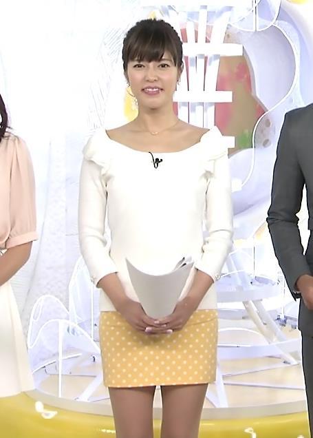 神田愛花 タイトスカートキャプ・エロ画像3