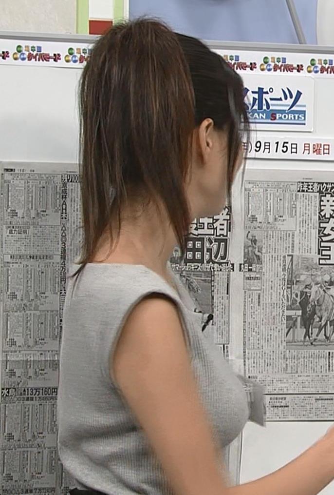 橋本マナミ 太ももキャプ・エロ画像8
