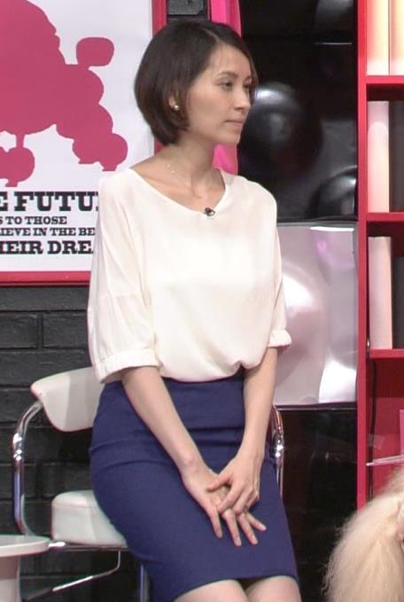 青木裕子 ミニスカートキャプ・エロ画像2