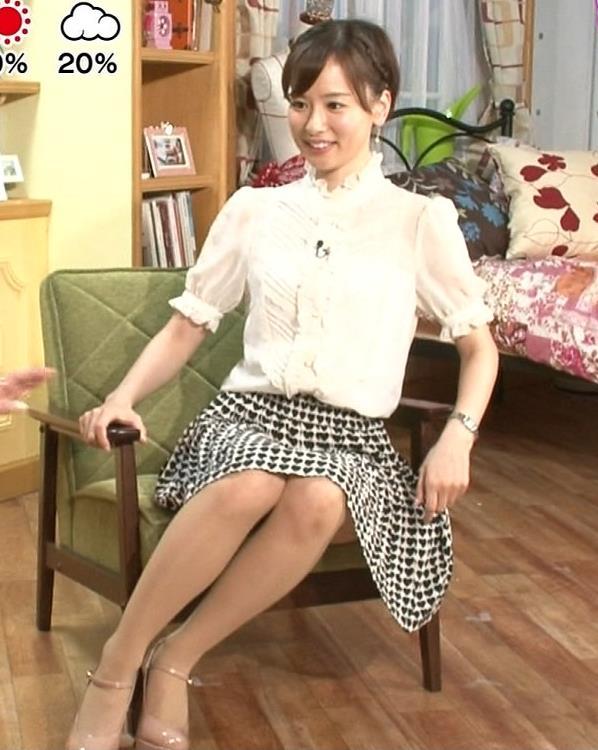 皆藤愛子 太ももキャプ・エロ画像3
