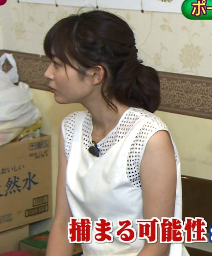久冨慶子 かわいい横顔キャプ・エロ画像