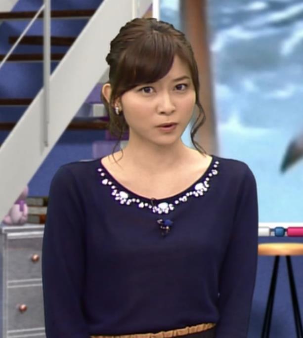 久冨慶子 かわいい横顔キャプ・エロ画像2