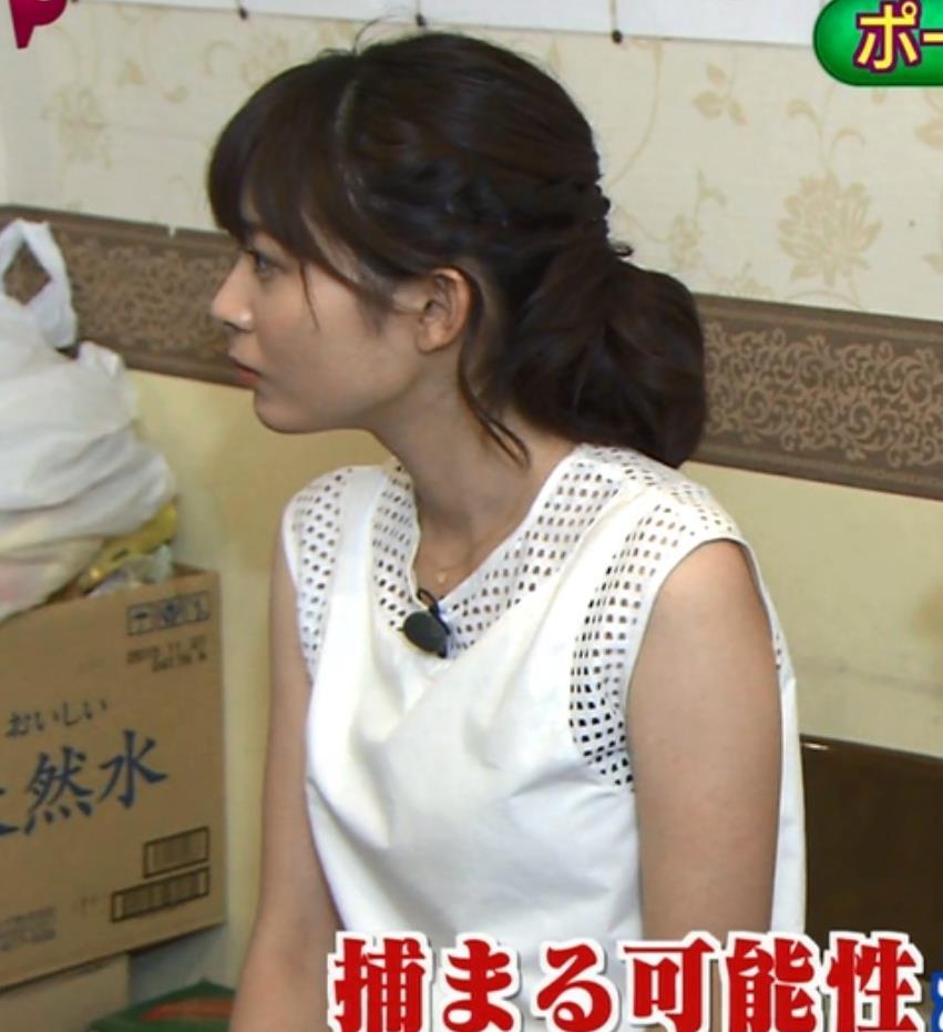 久冨慶子 かわいい横顔キャプ・エロ画像4