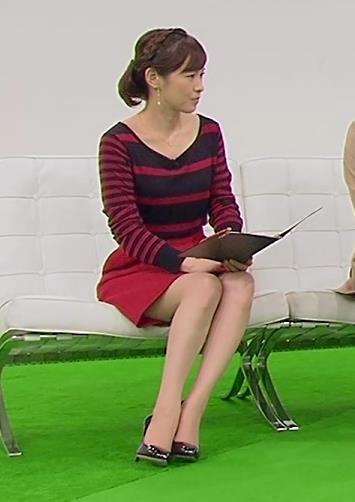 杉崎美香 ミニスカートキャプ・エロ画像2