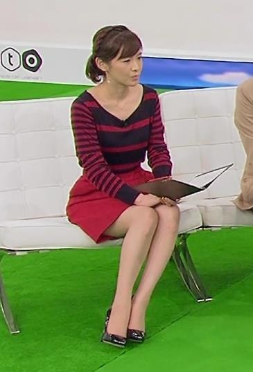 杉崎美香 ミニスカートキャプ・エロ画像3