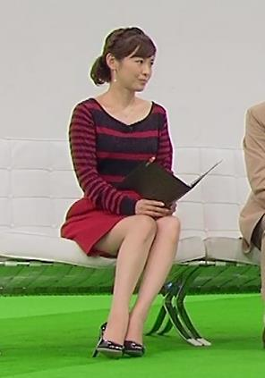 杉崎美香 ミニスカートキャプ・エロ画像4