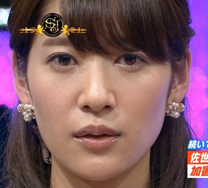 吉田明世 顔面どアップキャプ・エロ画像4