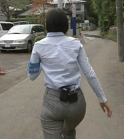 矢島悠子 お尻&パンツ透け