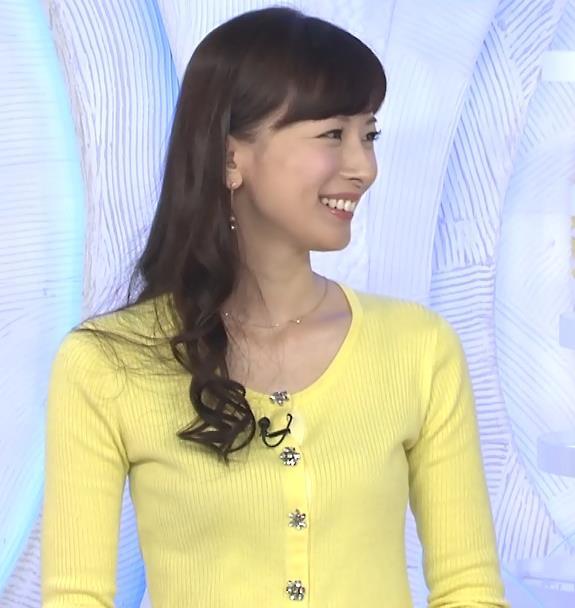 皆藤愛子 ふくらみキャプ・エロ画像