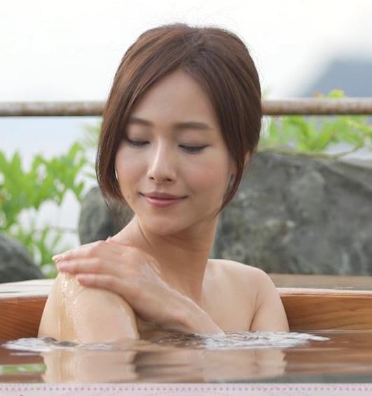 美人温泉レポート 美人キャプ・エロ画像2