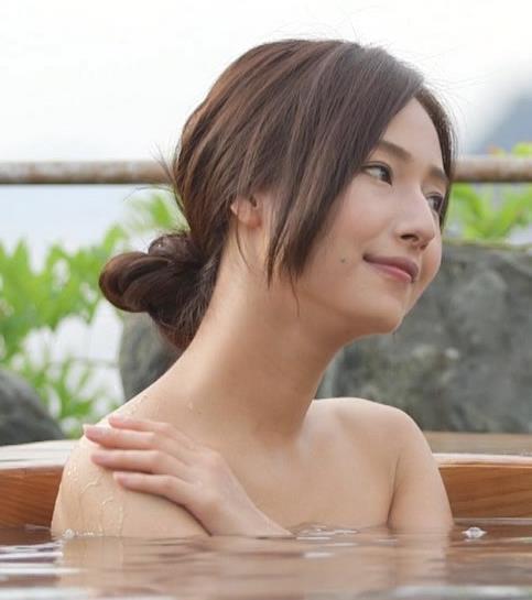 美人温泉レポート 美人キャプ・エロ画像3