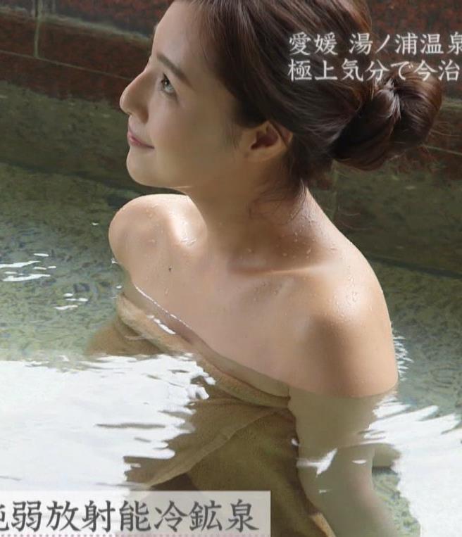 美人温泉レポート 美人キャプ・エロ画像9