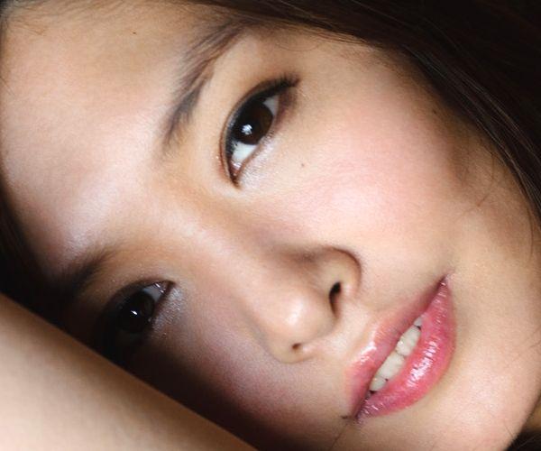 水沢のの|元モデルで美乳のAV女優が下着姿で誘惑するエロ画像