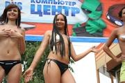ロシア 素人ストリップイベント 19