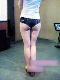 美巨乳女性 全裸カラオケヌード画像 1