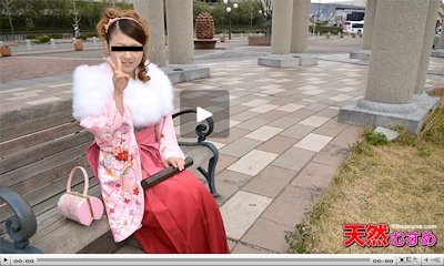 卒業記念 池井優子 24歳 -天然むすめ