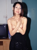 スレンダー中国美女 ヌード画像 2