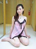 中国美女モデル 晓琪(高高) ヌード画像 1