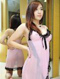 中国美女モデル 晓琪(高高) ヌード画像 2