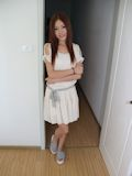 美微乳 中国美少女 ヌード画像 1