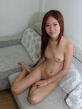 美微乳 中国美少女 ヌード画像 7