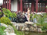 中国野外ヌード撮影会 14