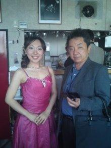 ソプラノ歌手♪佐藤智恵のオフィシャルブログ-100612_1606~01.jpg