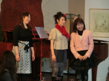 ソプラノ歌手♪佐藤智恵のオフィシャルブログ