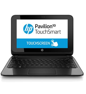 HP Pavilion TouchSmart 10