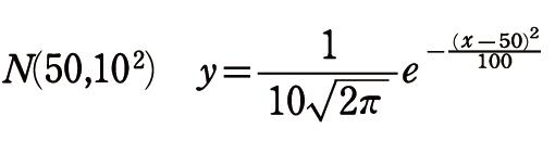 確率密度関数3