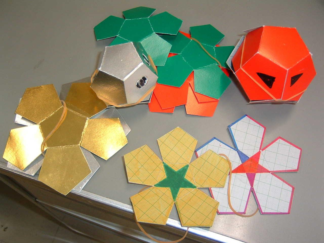 五角形12面体1