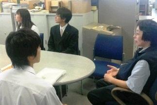 県庁訪問2