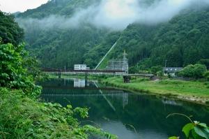 太田川上流