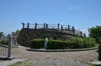 歴史の見える丘公園展望台