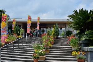 植物公園入り口