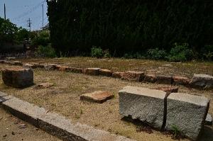 安国寺本堂跡