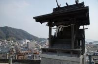 八幡神社の祠