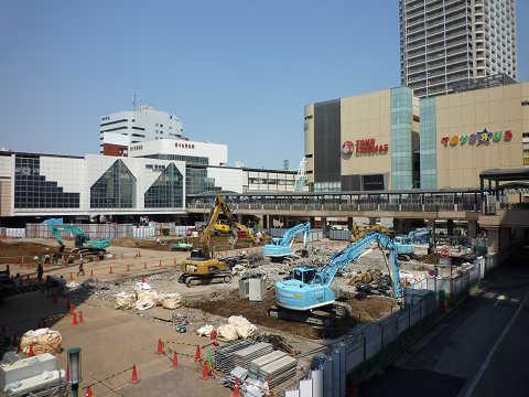 府中駅前南口再開発第一地区