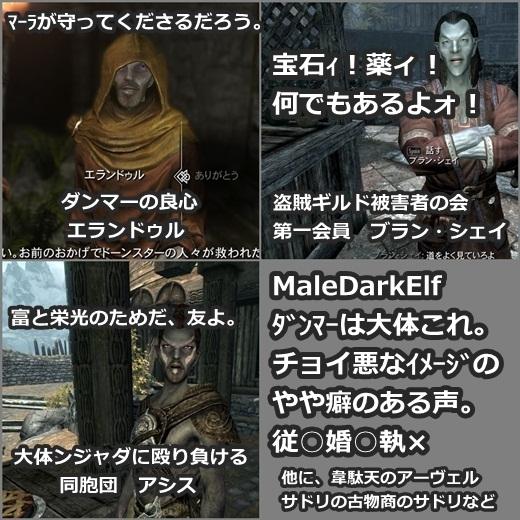 The Way Of The Voice-MaleDarkElf