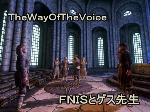 The Way Of The Voice-FNIS