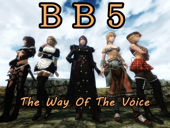 The Way Of The Voice-BBA無理すんな