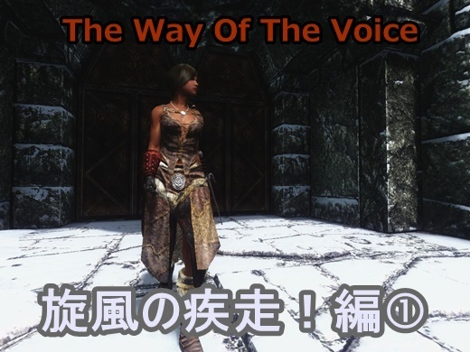 The Way Of The Voice-旋風の疾走編