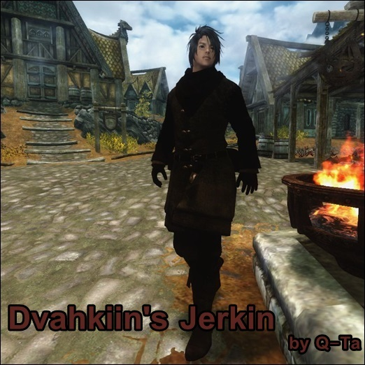 The Way Of The Voice-Dvahkiin's Jerkin