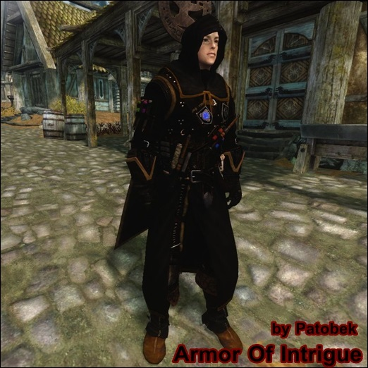 The Way Of The Voice-Armor Of Intrigue