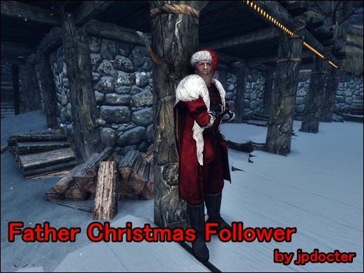 Father Christmas Follower