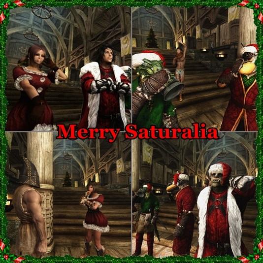 Merry Saturalia